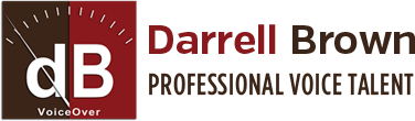 Darrell Brown / Male Voiceover Talent